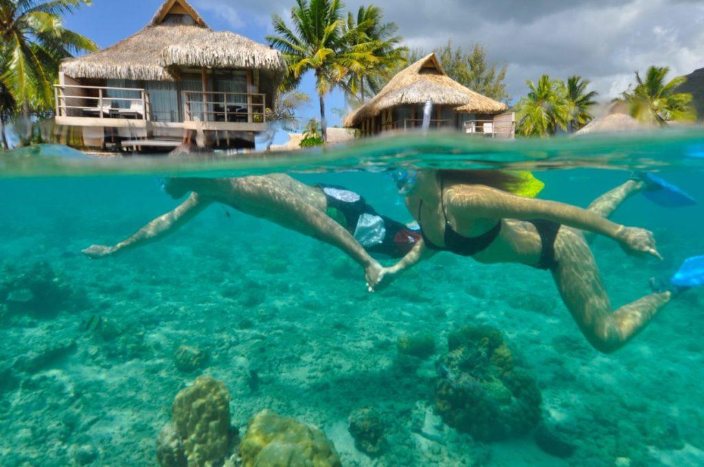 Tahiti Vacation Packages Specials Dive Tahiti Blue - Tahiti vacation packages